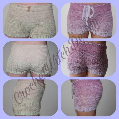 Miss Shorty kurze Hose für Kinder