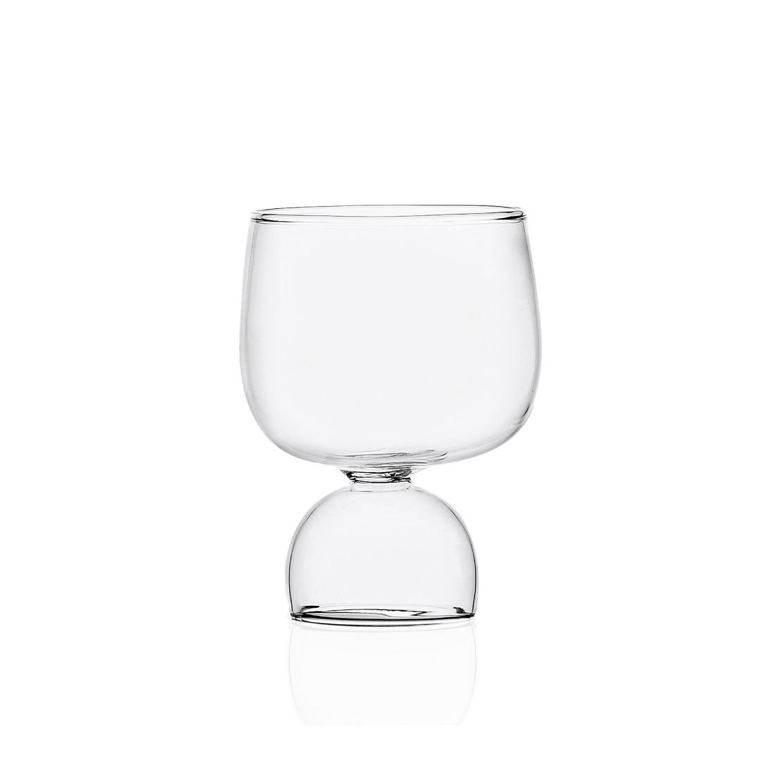 Kokeshi - Weinglas
