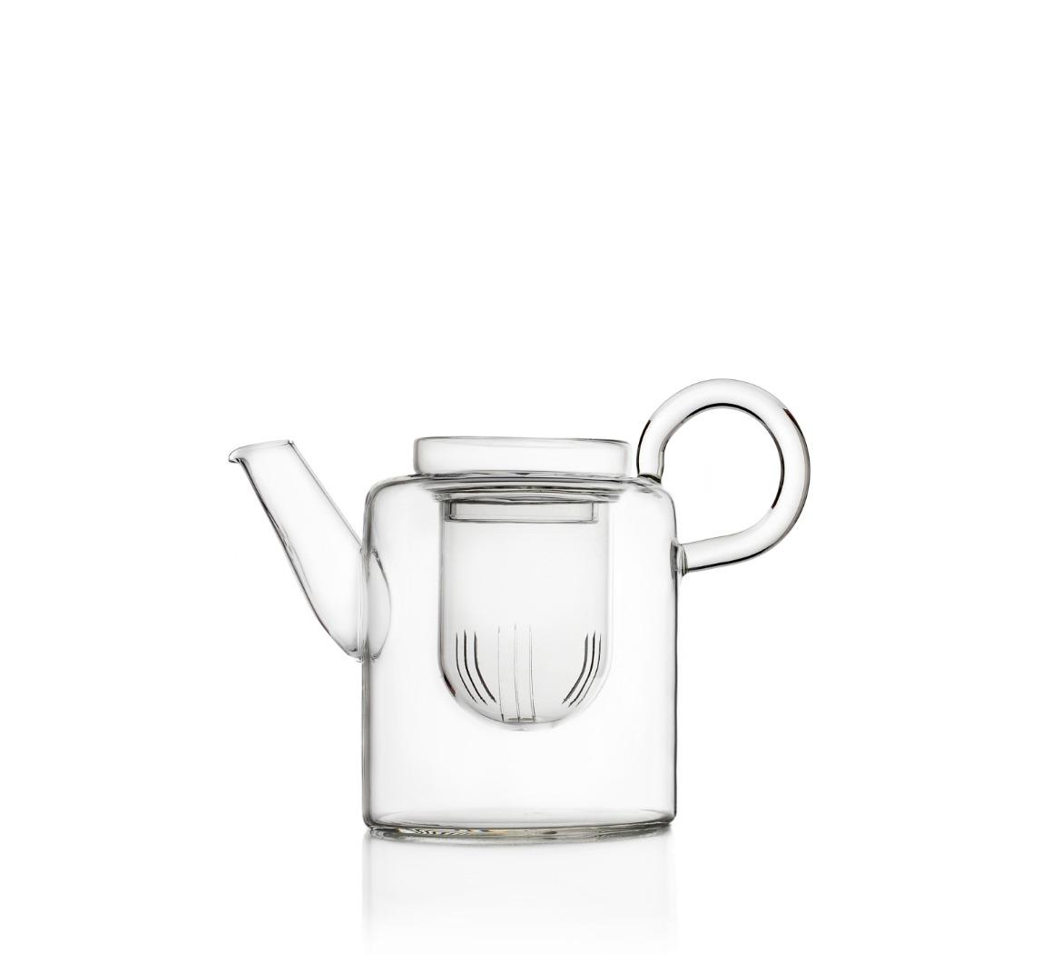 Piuma - Teekanne mit Filter