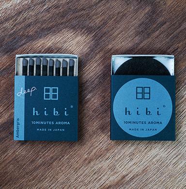 Hibi - japanische Duftstreichhölzer 4