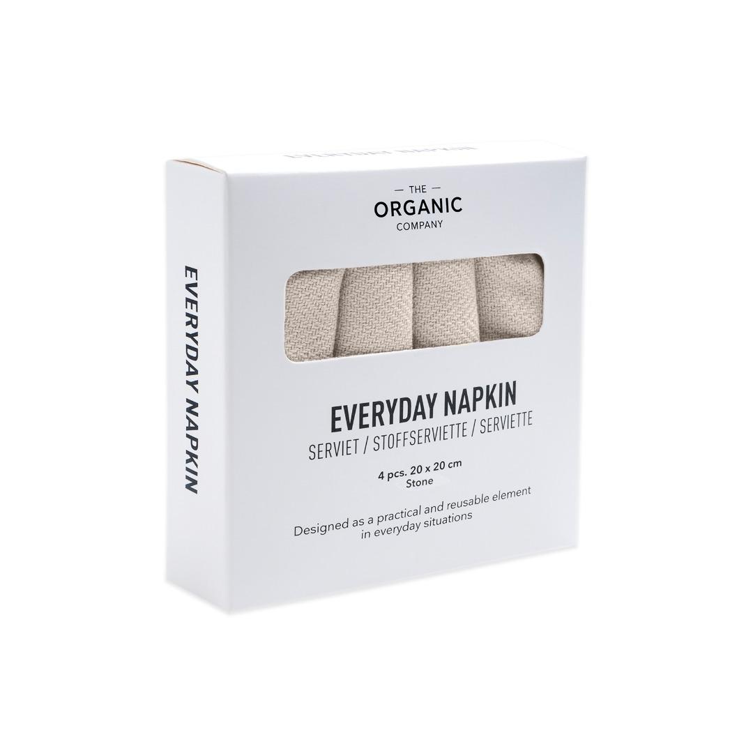 Everyday Napkin 4er-Set 4