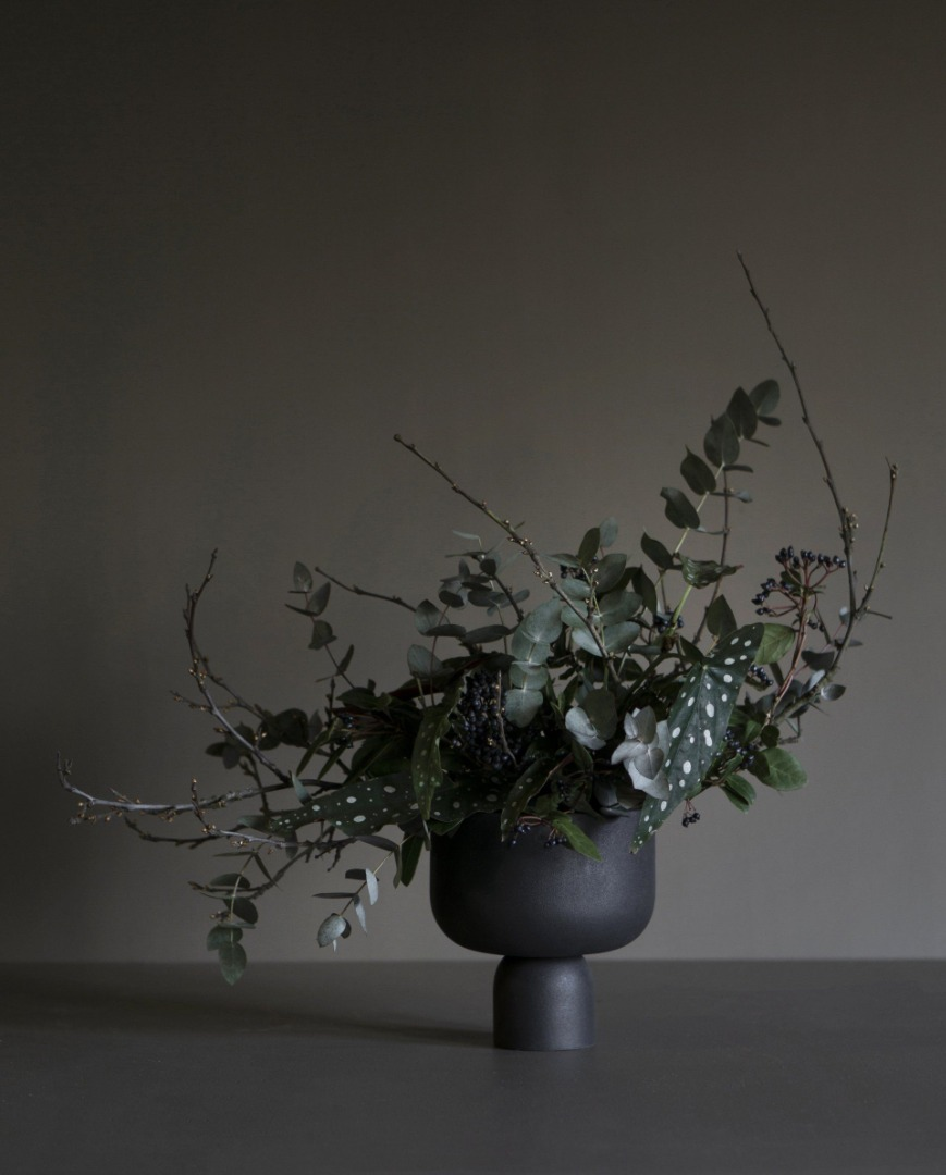 Post Blumentopf groß