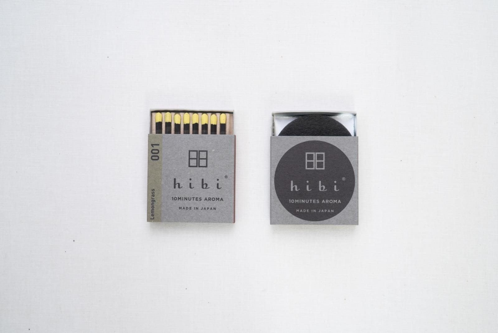 Hibi - japanische Duftstreichhölzer 2