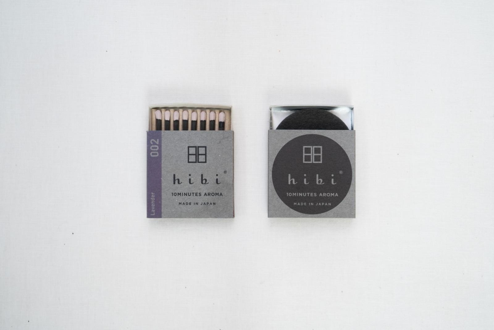 Hibi - japanische Duftstreichhölzer 6