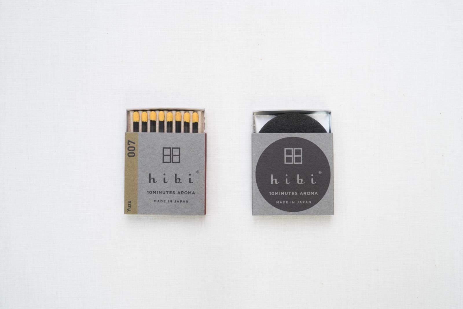 Hibi - japanische Duftstreichhölzer 7