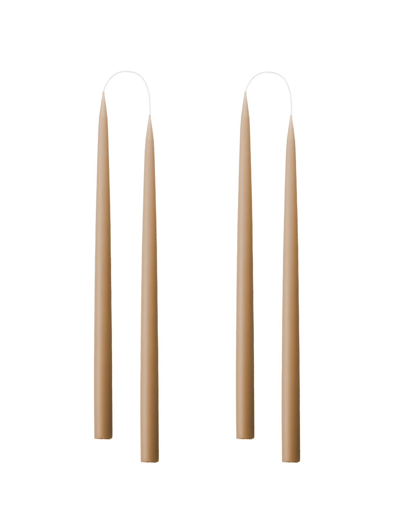 Feinste Kerzen - 20cm 2er-Set 6