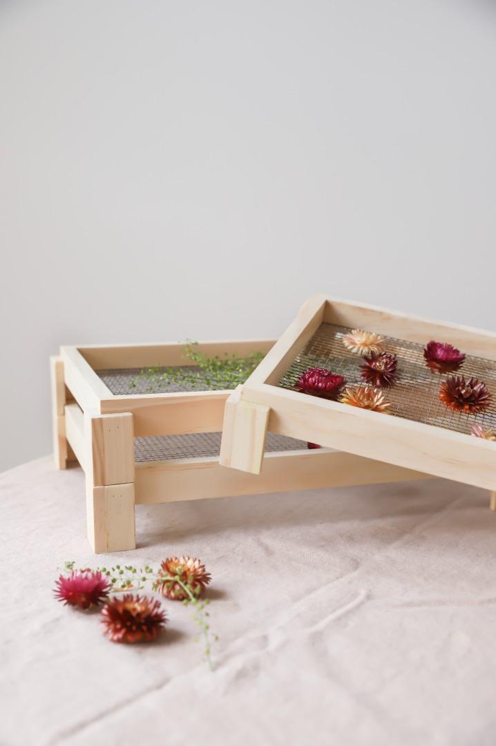 Blumen- & Kräutertrockner