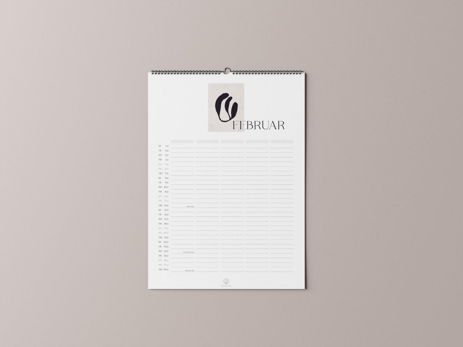 Familienkalender 2022 4