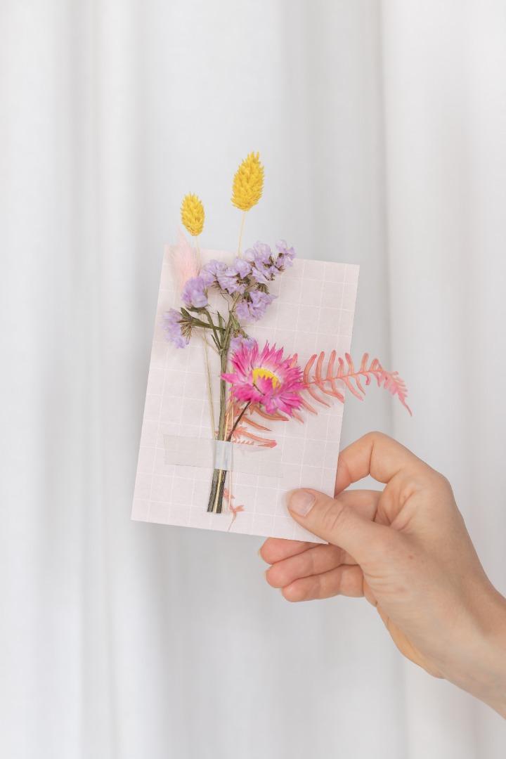 Postkarte Karo - extra dick 3