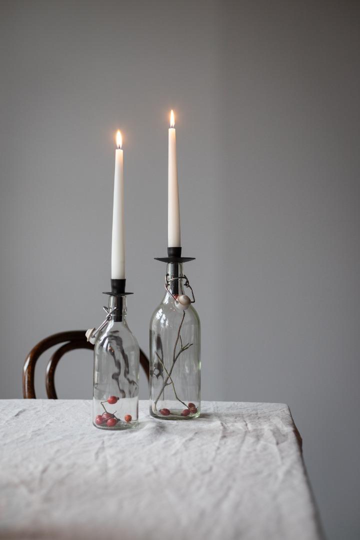 Kerzenhalter Flaska 2