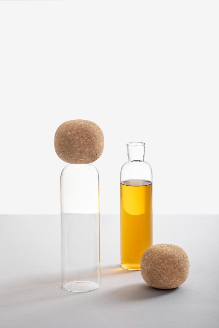 Kokeshi - Ölflasche 2