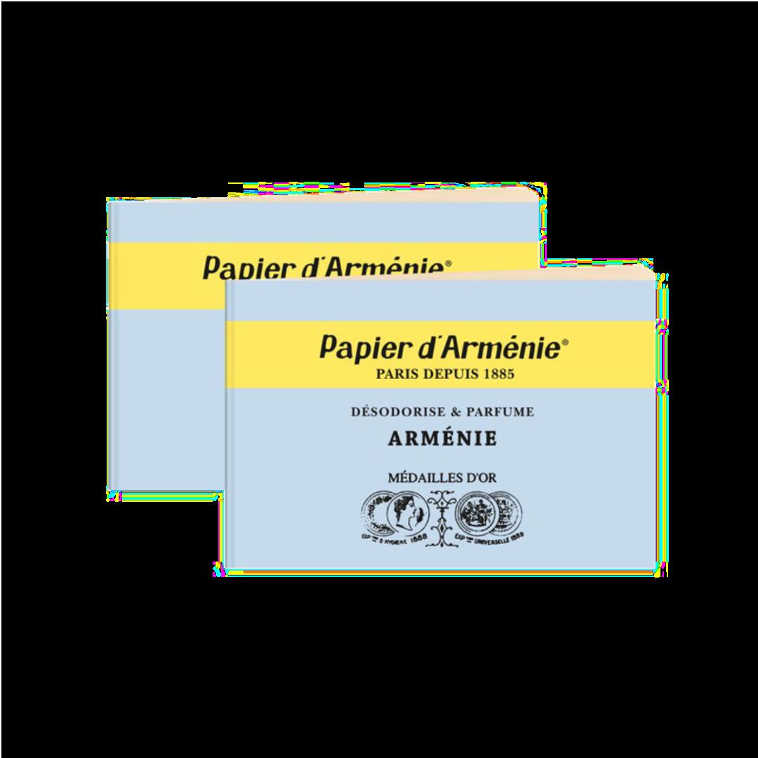 Papier d Arménie - parfümiertes Duftpapier Arménie