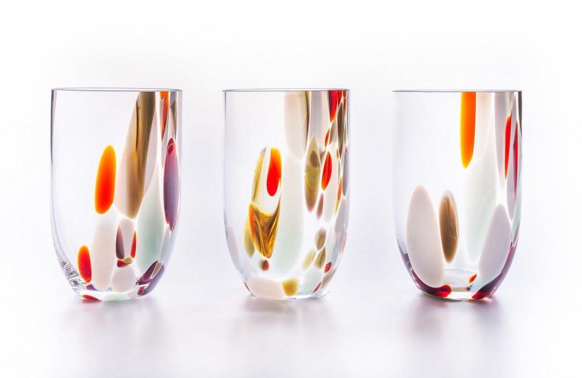 Trinkglas Marble 2