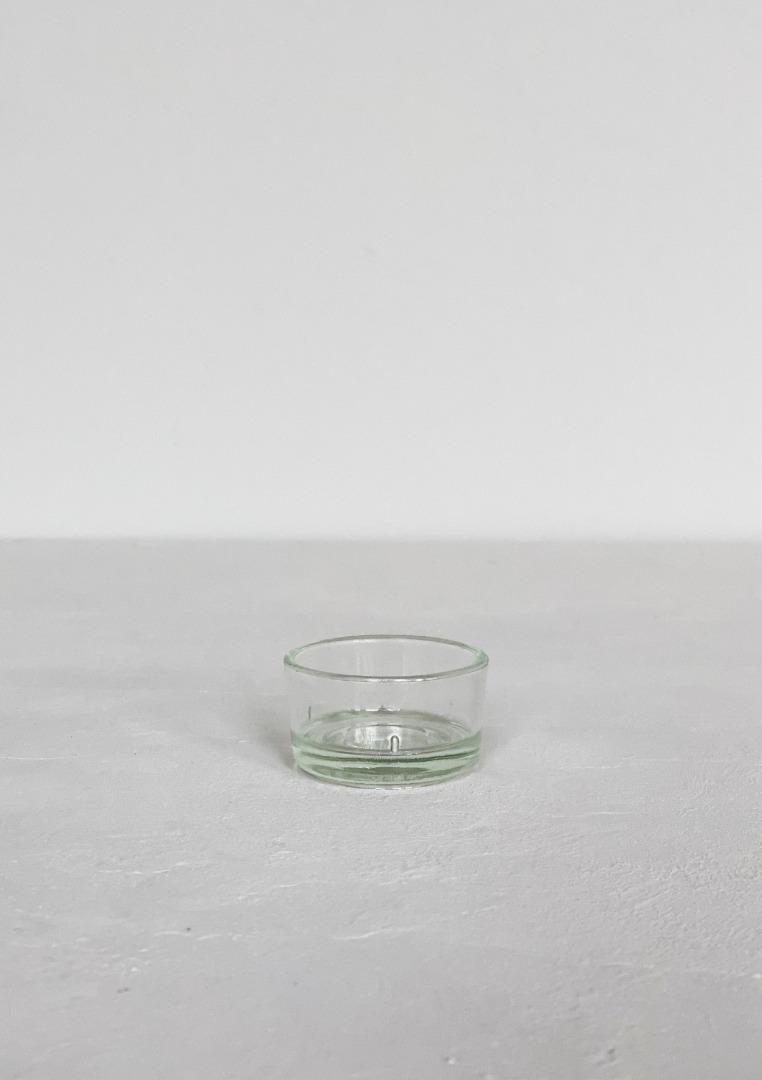 Vegane Teelichter aus Rapsöl 2