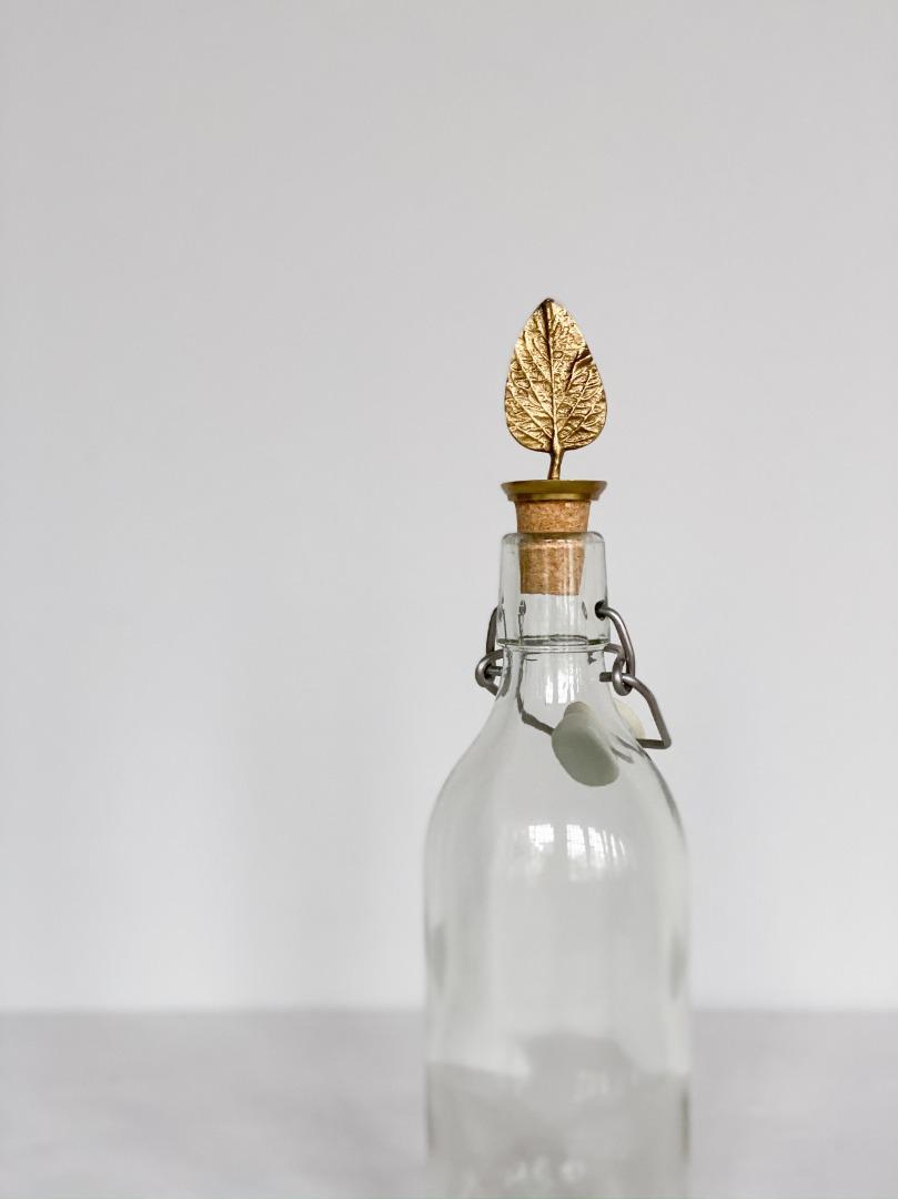 Flaschenverschluss aus Messing Blatt 2