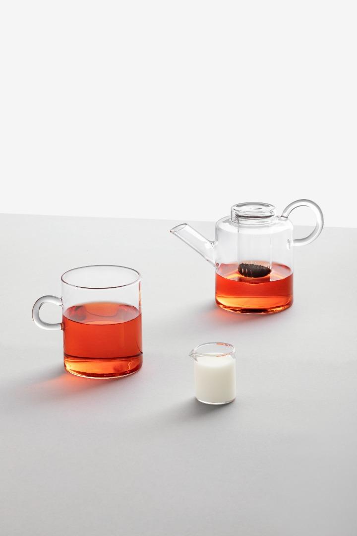 Piuma - Teekanne mit Filter 3