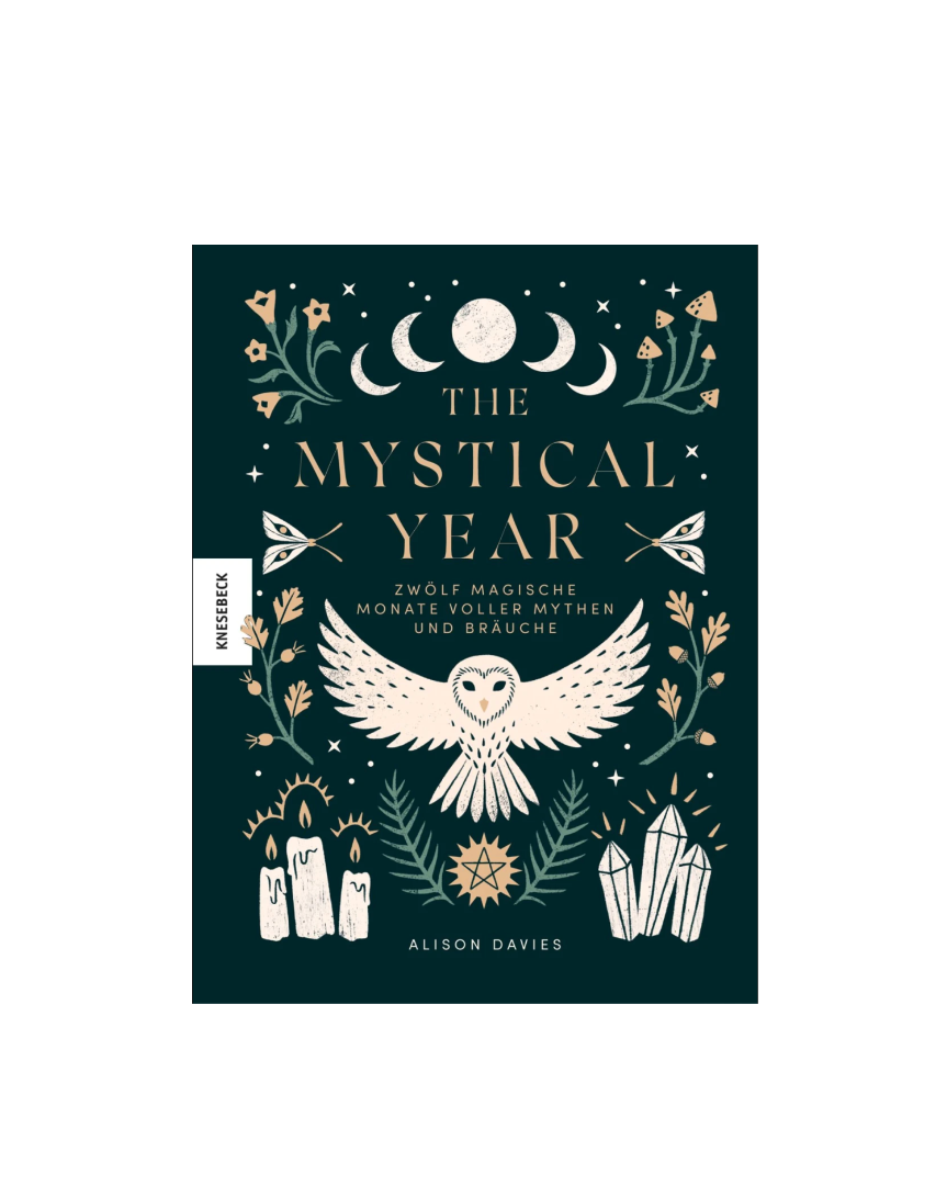 The Mystical Year - Alison Davies