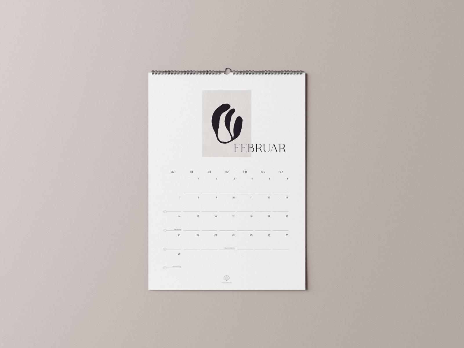 Wandkalender 2022 3