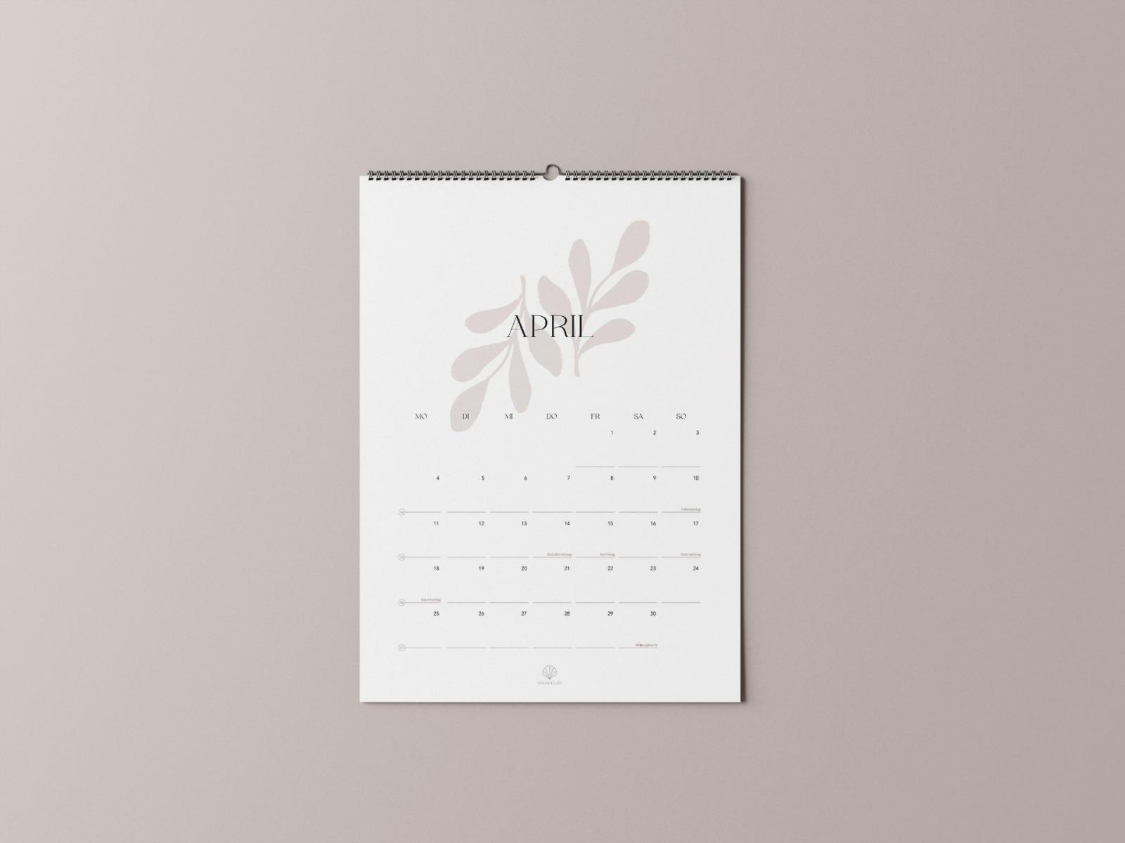 Wandkalender 2022 5
