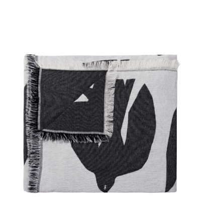 Decke Early Bird in Beluga Weiche