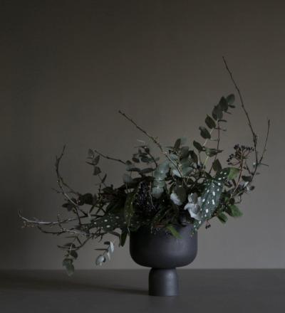Post Blumentopf groß Wunderschöner großer Blumentopf