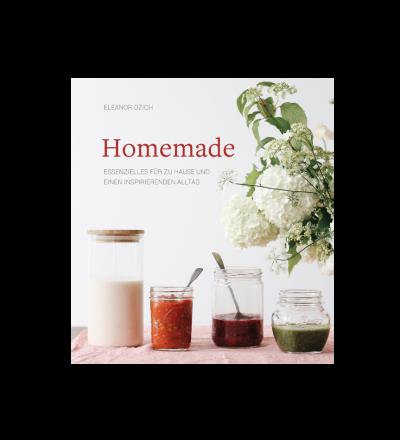 Homemade Essenzielles für zu Hause und