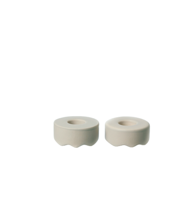 Kerzenhalter Wave Wave Serie: Kerzenhalter im