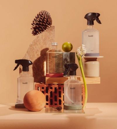 Kinfill Full House Collection Nachhaltiges Reinigungssystem