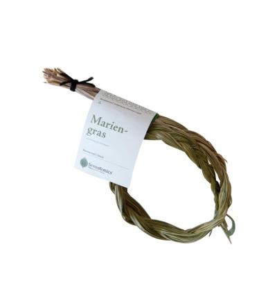 Mariengras Räucherzopf Sweetgrass Smudge Braid Hierochloe