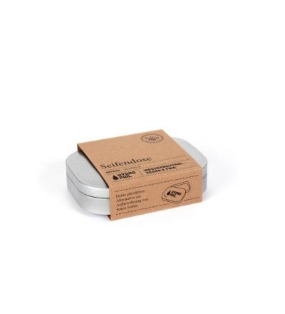 Seifendose aus Weißblech Dein stabiler Begleiter