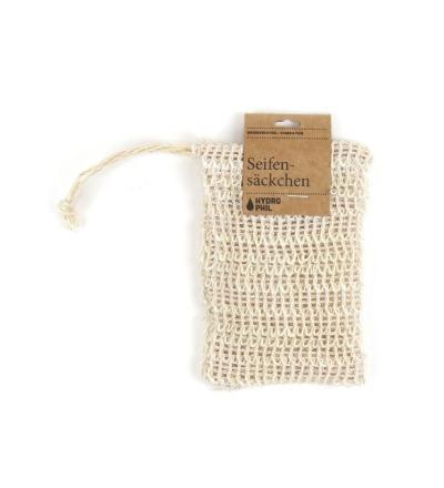 Seifensäckchen Der Seifenresteretter aus 100 Sisal