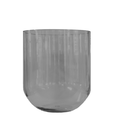 Simple Vase smoke Zeitlose formschöne Vase
