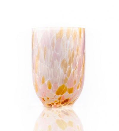 Trinkglas Splash Mundgeblasenes Trinkglas aus des