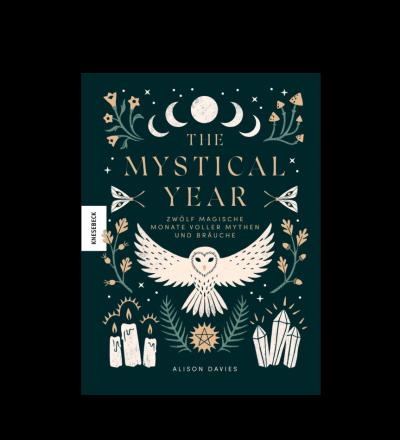 The Mystical Year Alison Davies Zwölf