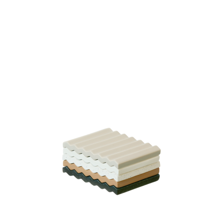 Seifenablage Wave Wave Serie: Seifenablage oder