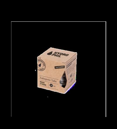 Zahnputztabs Salbei mit Fluorid Nachhaltige Zahnputztabs
