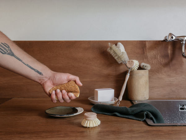 Nachhaltige Küche