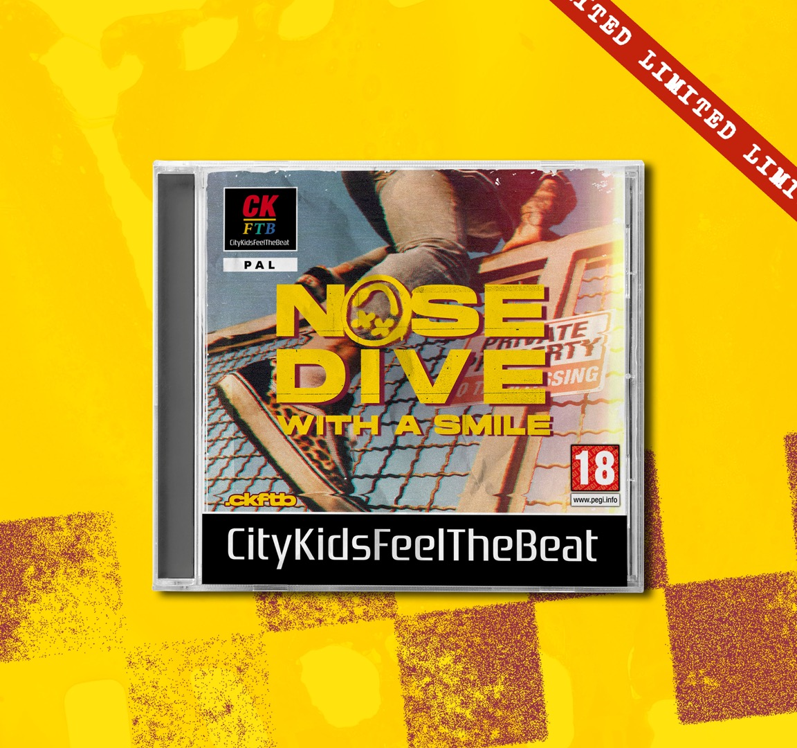 CD SHIRT Bundle Noisedive With Smile