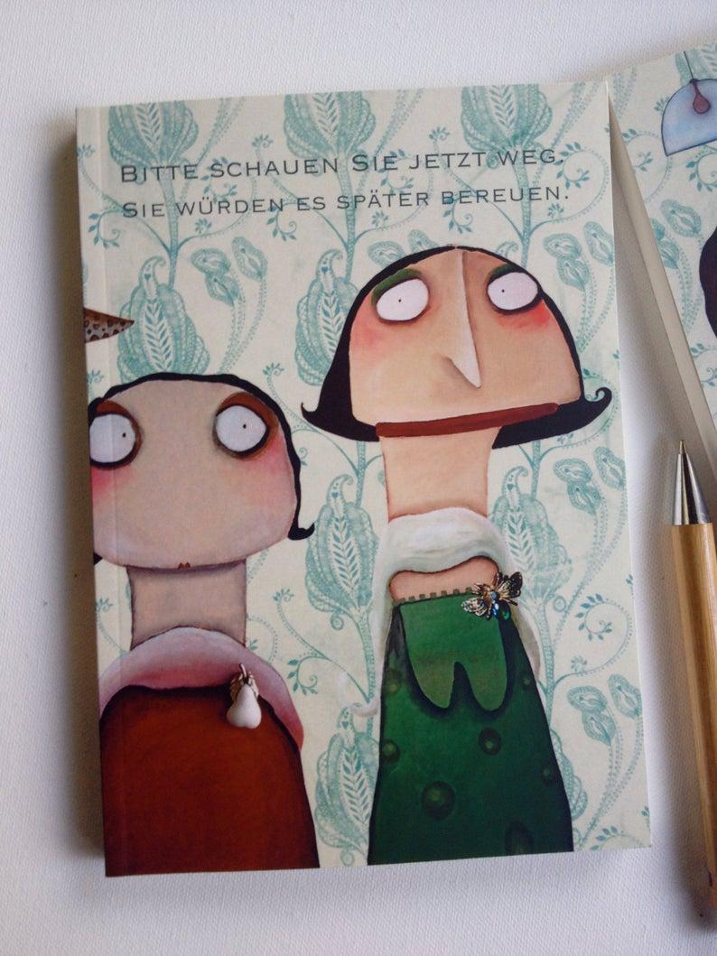 Notizbuch und Notizblöcke 2