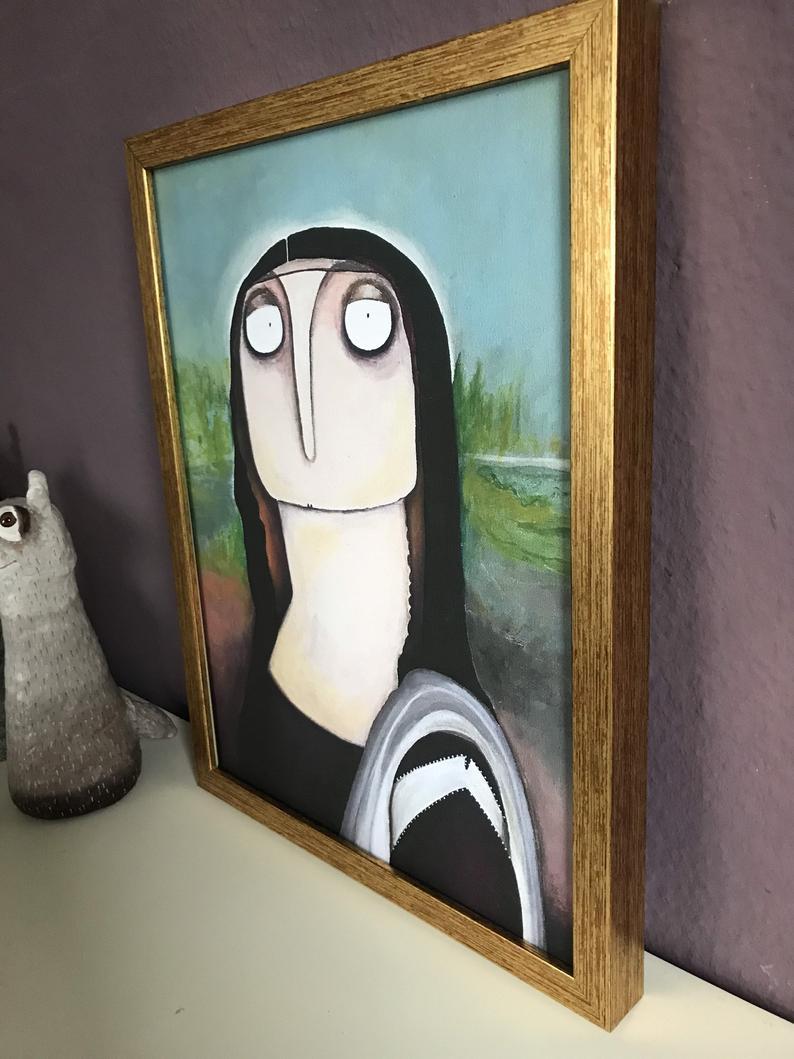 Mona Lisa 5