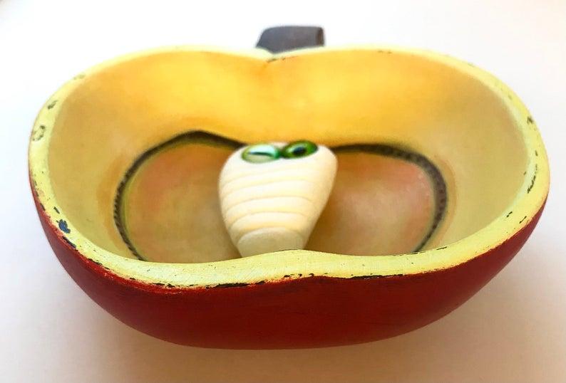 Die Made im Apfel 4