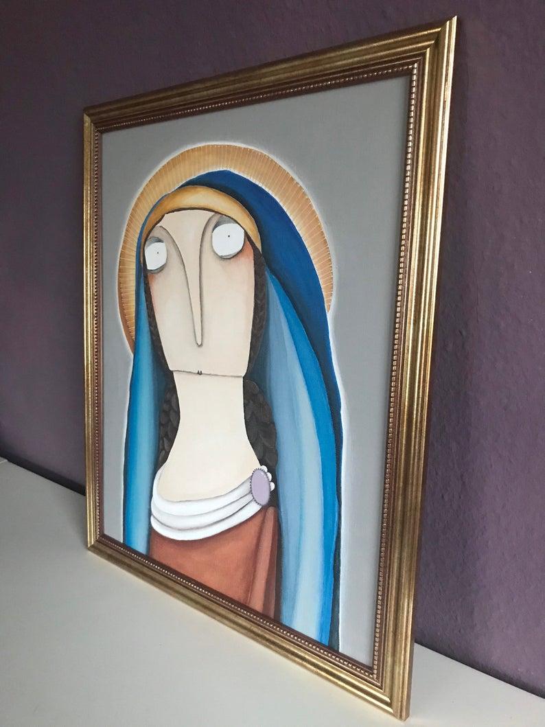 Maria Sternzeichen Jungfrau 5