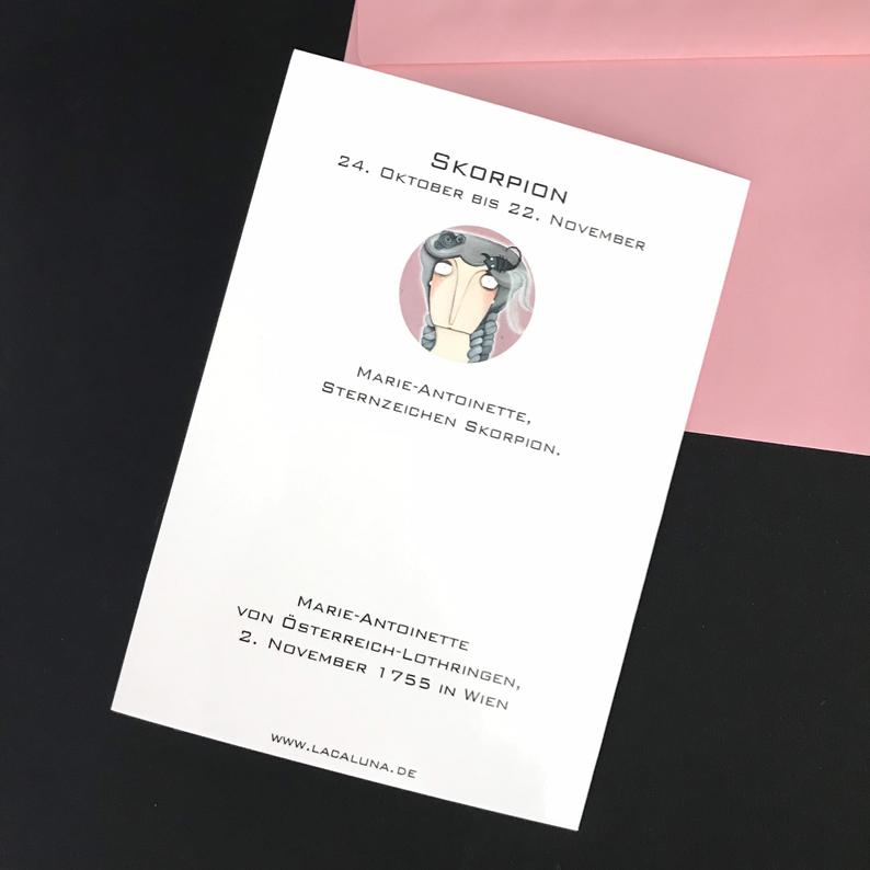 Marie-Antoinette Skorpion 5
