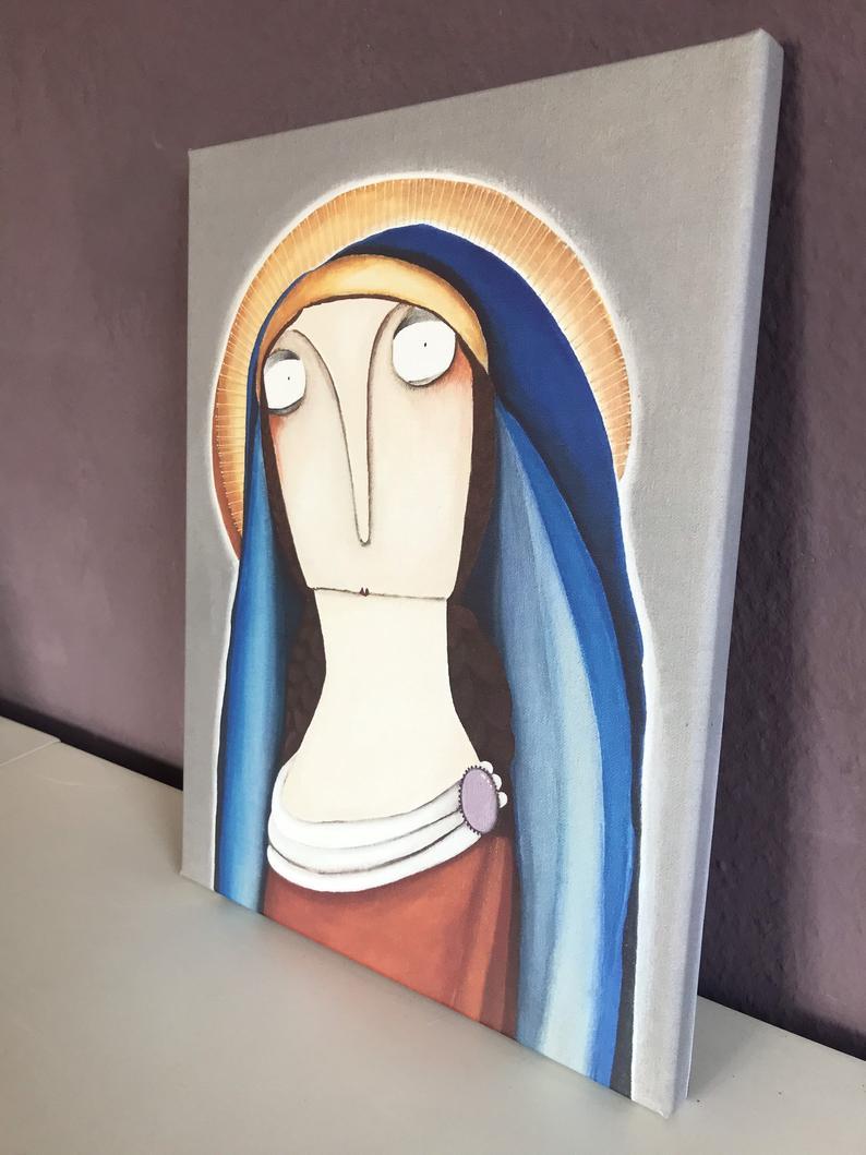 Die Jungfrau Maria 2