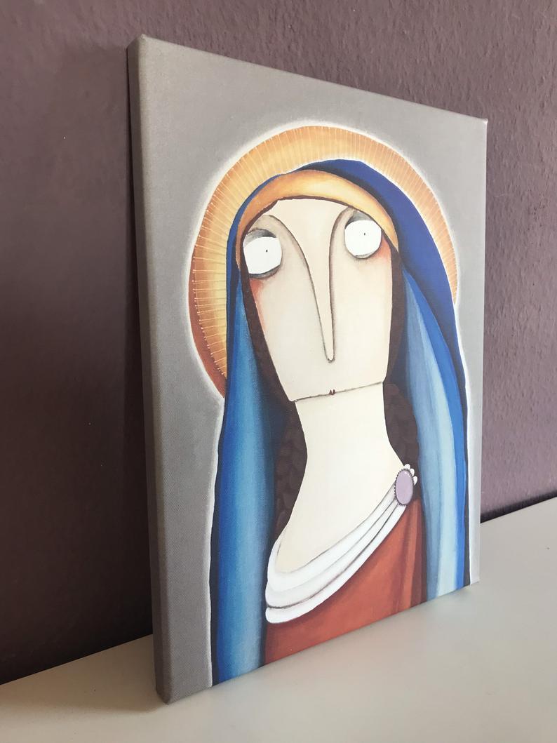 Die Jungfrau Maria 3