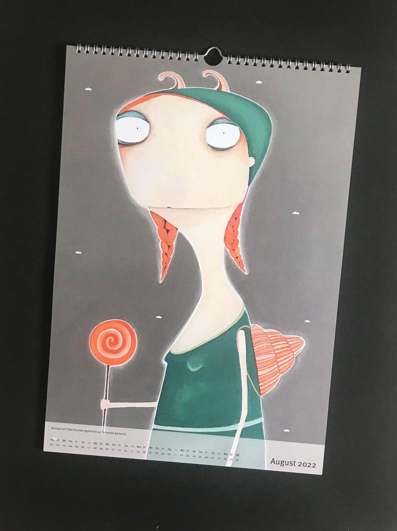 Priscillas Sprüchekalender 8