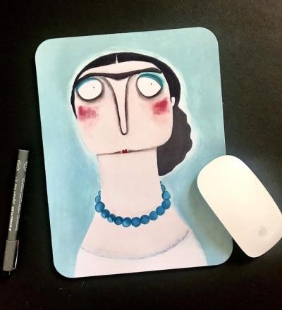 Frida Kahlo - Mousepad