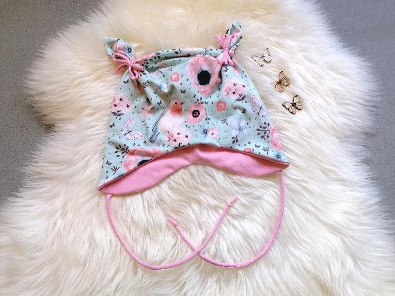 Babyset 3-teilig für Mädchen Hose Halstuch