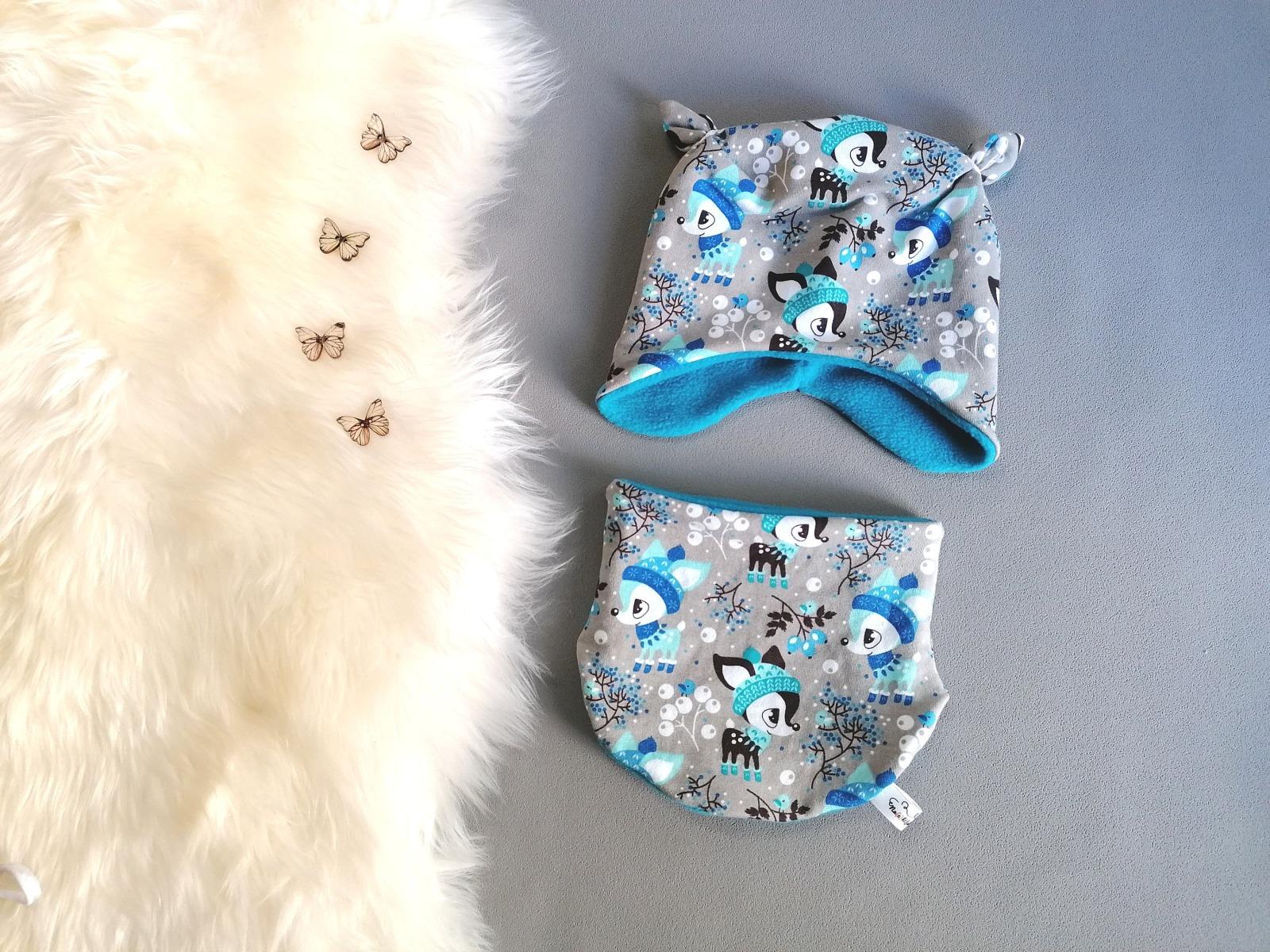 Halssocke für Babys und Kinder Kopfumfang