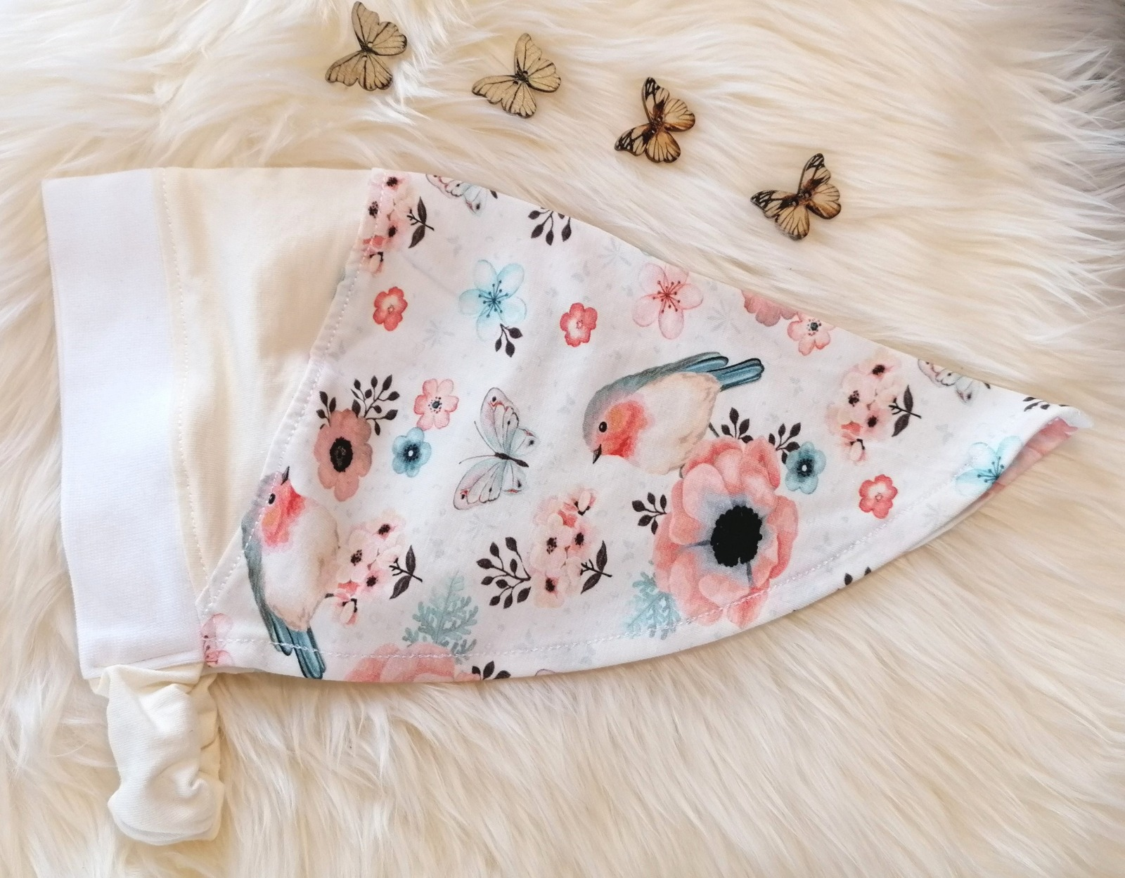 Baby Kind Kopftuch mit oder ohne